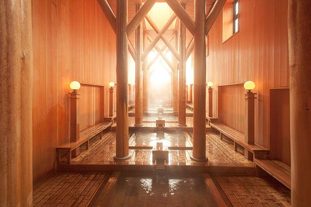 どこまで高温浴を試せるか!?草津温泉「大滝乃湯」の合わせ湯で時間湯を体験!大浴場や露天風呂も必見です!